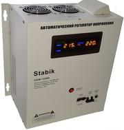 Стабилизаторы напряжения Stabik  тянет от 100вольт