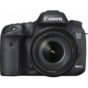 Canon - EOS 7D Mark II DSLR Camera with EF-S 18-135mm IS USM Lens Wi-